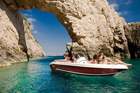 speed boat hire zante prices the bigblue motorboat rentals limni keri greece