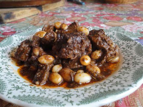 cucinare la capra la capra e fagioli 232 un piatto della cucina di varie