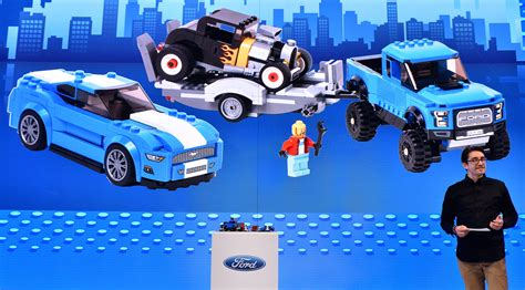 lego ford raptor ford and lego develop mustang f 150 raptor sets