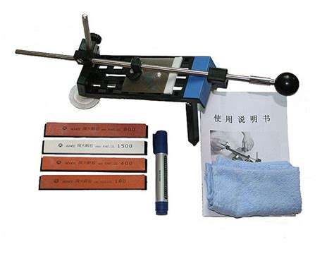 cutlery sharpening fix angle sharpening cutlery knife sharpener system