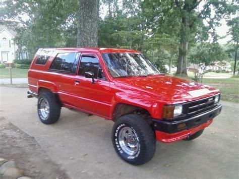 1986 Toyota 4runner 901723 1986 Toyota 4runner Specs Photos Modification