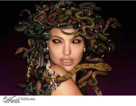 From Madonna Cursed by Medusa Before She Was Cursed Sources Compression Kills