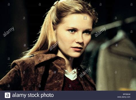 Kirsten Dunst Has Small by Kirsten Dunst Small Soldiers 1998 Stock Photo Royalty