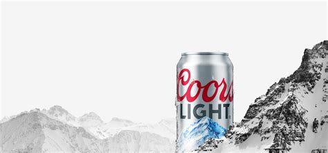 coors light cold facts coors light nutrition and info