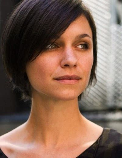 haircut to a beautiful brunette pixie youtube 17 images about short hair on pinterest short