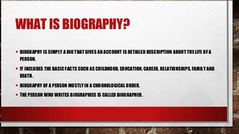 autobiography meaning biography definition function and types