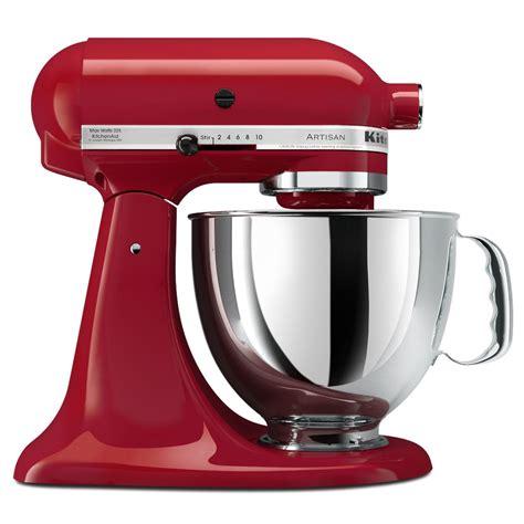 Amazon: KitchenAid Artisan 5 Quart Mixer $233.75 Shipped!