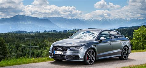 Audi S3 Leistungssteigerung by Audi S3 Abt Sportsline