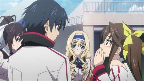 anime weekly infinite stratos 2 ep10