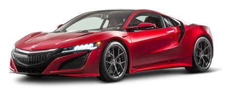honda car png red honda nsx car png image pngpix
