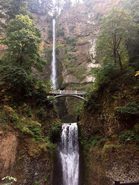 multnomah falls trail map multnomah falls oregon trail loop columbia river gorge hike