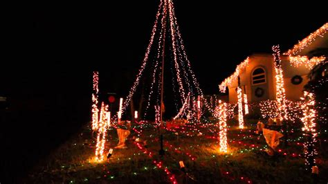 1stamender the most synchronized christmas light show