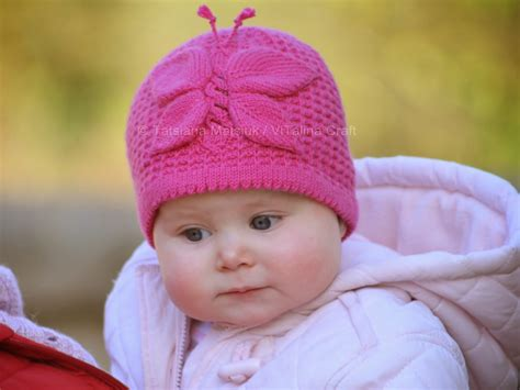 knit baby hats knitting pattern butterfly hat baby and child