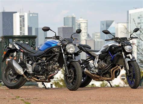 Yamaha Or Suzuki Suzuki Sv 650 Vs Yamaha Mt 07 1024x752 Bikes Doctor