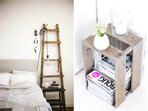 Decorating Ideas Your Bedside Table Diy Home Bedside Tables A Pair A Spare