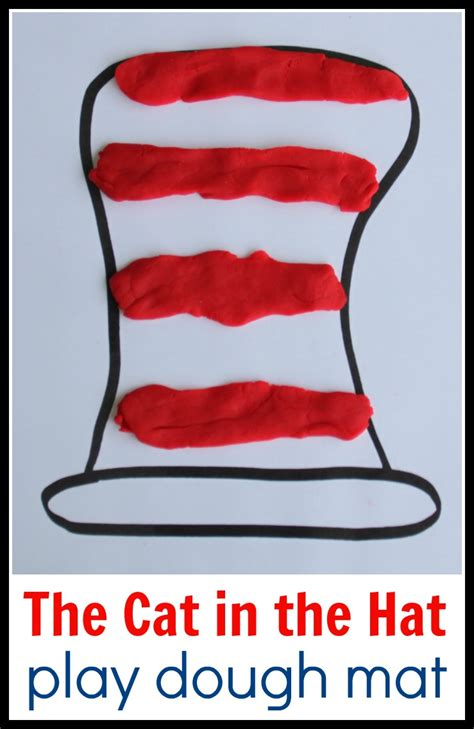 dr seuss hat template the cat in the hat hat template www imgkid the