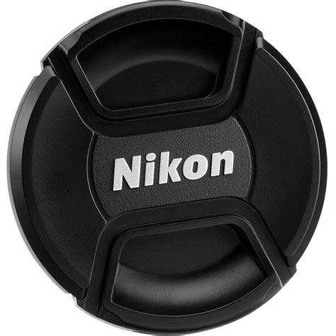 nikon 77mm snap on lens cap 4750 b h photo