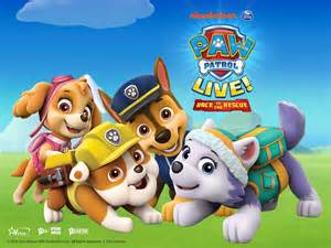 nickalive paw patrol live race rescue announces australian tour