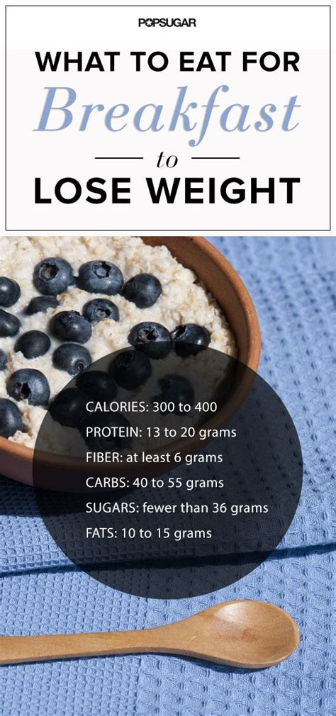 Eat Lose Weight by What Should You Eat To Lose Weight For Breakfast