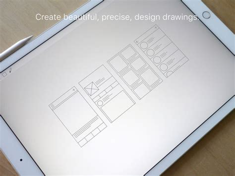 pattern drafting ipad new drawing app which is simple and effective for ipad ios