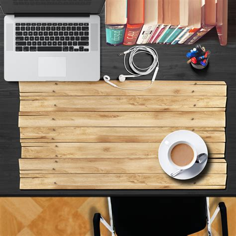 coffee on board 3d study desktop table top stickers home
