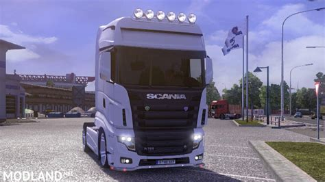 scania r700 2017 mod for ets 2
