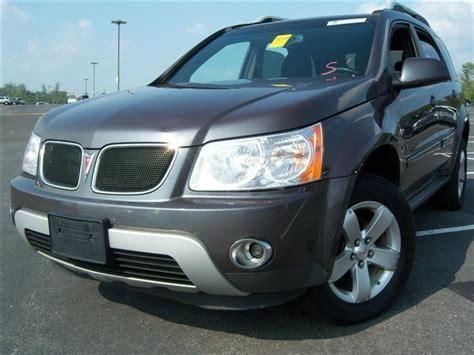 car owners manuals for sale 2007 pontiac torrent head up display cheapusedcars4sale com offers used car for sale 2007 pontiac torrent sport utility 7 990 00