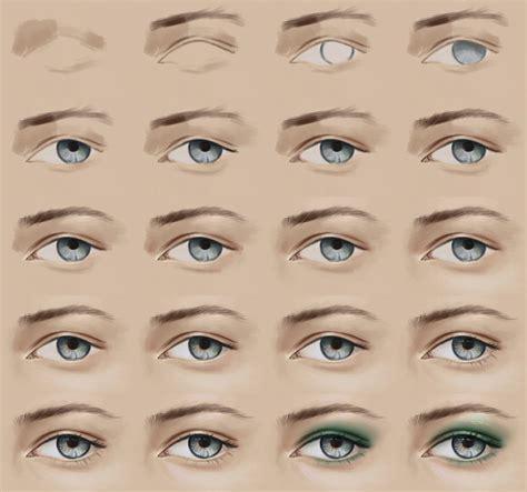 spray paint eye tutorial eye steps by selenada on deviantart