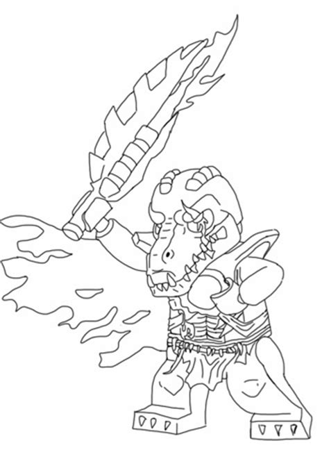 Lego Chima Coloring Pages Fantasy Coloring Pages Lego Chima Coloring Page