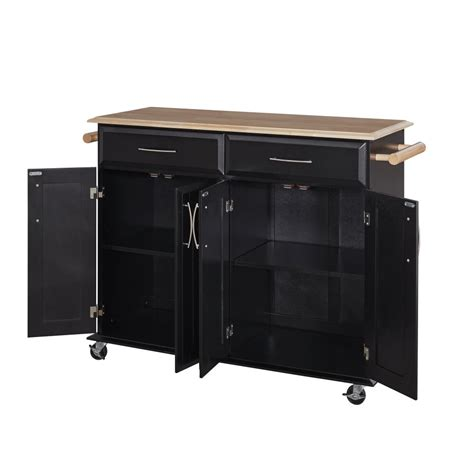 dolly madison kitchen island cart dolly madison black island cart homestyles