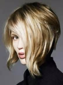 hairstyles longer in front shorter in back 1000 images about angled bob on pinterest textured bob
