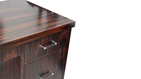 Undermount Desk Drawers Plush Home Mondrian Executive Desk