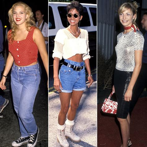 how to wear the 90s looks from the 90s that are trends again today instyle