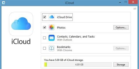Drive Calendar Sync Icloud Drive Disponible En Windows Antes Que En Mac