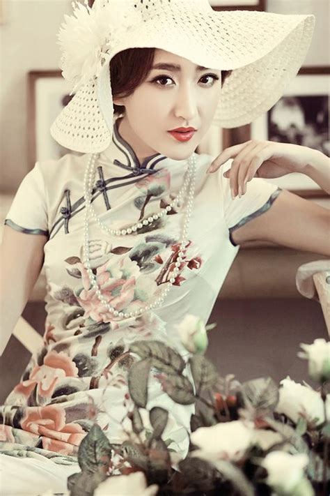 qipao pattern meaning the best of cheongsam qipao photos collection ii