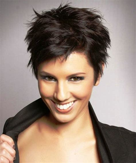hairstyles short dark hair dark short hairstyles hair style and color for woman