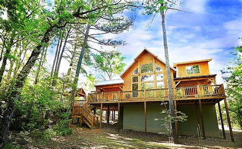 Oklahoma Cottages by El Dorado Cabin In Broken Bow Ok Sleeps 4