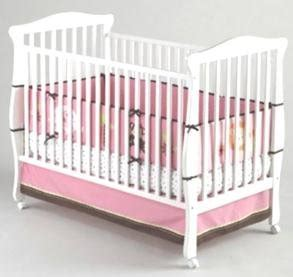 little bedding by nojo little bedding by nojo 4 piece raspberry jungle bumper set baby bedding crib