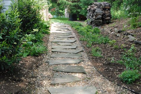 rock pathways naturescapes landscaping portfolio gallery