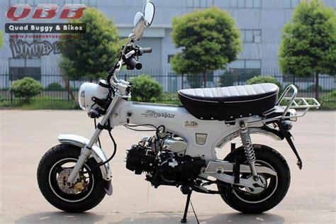 Motorrad 125 Ccm Ratenkauf by Skyteam Dax 125 St125 6 125ccm Mini Motorrad F 252 R 2