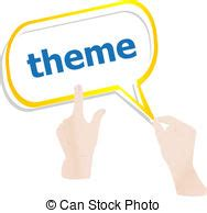 themes in the book push hands push word seafood on speech bubbles drawing search