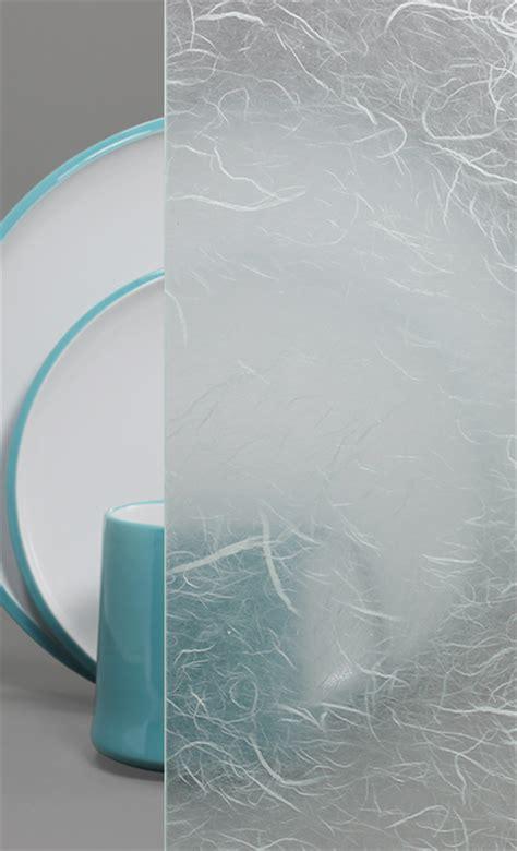 Decorative Cabinet Glass   Japanese Threads