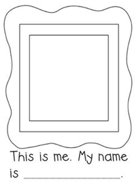 design your own name frame printable picture frames templates your own picture