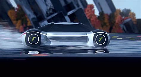news goodyears eagle  concept   future  tyres