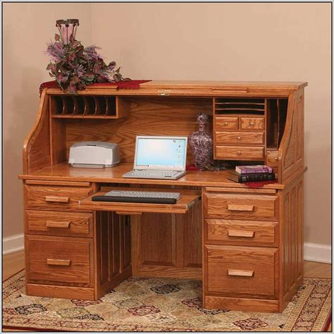 small desk with hutch small wood computer desk with hutch desk home design