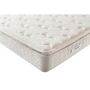 the bed centre 5 0 quot king size pillow top mattress
