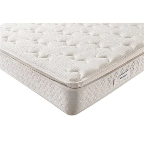 double bed pillow top the bed centre 4 6 quot double pillow top mattress