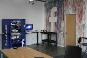 Facebook Office by Facebook Likes Its New Cool Space Campus