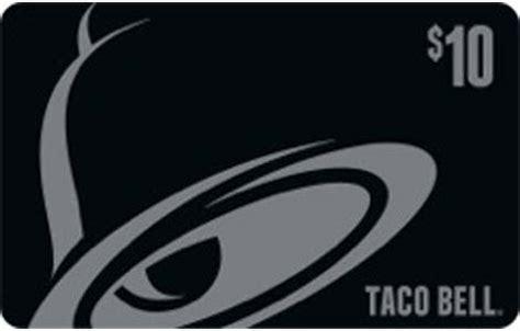 Taco Bell Gift Card Online - taco bell gift cards bulk fulfillment egift order online