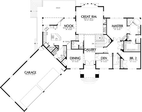 angled garage house plans architectural designs home plans with angled garage airm bg